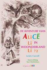 Voorkant Omslag Alice in Woonderland Website