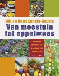 Voorkant Omslag Van moestuin tot appelmoes Website