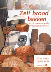 Voorkant Omslag Zelf brood bakken 5e druk Website