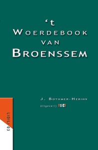 Voorkant 't Woerdebook van Broenssem