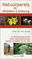 Voorkant Omslag Natuurparels in Midden-Limburg Website