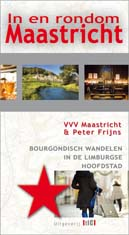 Voorkant omslag In en rondom Maastricht Website